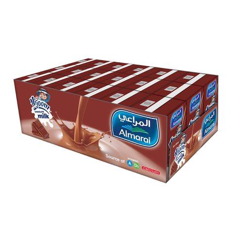Nana نعناع كرتون حليب طويل الاجل نادك شوكولاته 200 مل 18