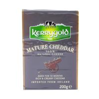 Kerrygold Mature Cheddar Cheese 200g