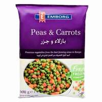 Emborg Frozen Peas and Carrots 900g