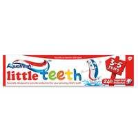 Aquafresh Little Teeth Kids Toothpaste for 3-5 years 50ml