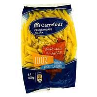 Carrefour Penne Rigate Pasta 400g