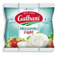 Galbani Mozzarella Light 210g
