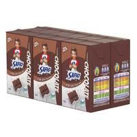 Safio UHT Milk Chocolate Flavor 125ml x 6 pack
