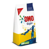 Omo active auto laundry detergent powder with touch comfort 5 kg