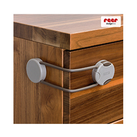Reer Design Line Multi Lock Taupe