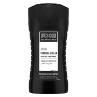 AXE Urban Body Wash for Men Charcoal & Clean 250ml