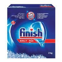 Finish dishwasher detergent salt 2 kg