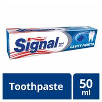 Signal tooth paste cavity fighter regular 50 ml