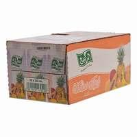 Al Rabie Fruit Cocktail Nectar Juice 330ml x Pack of 18