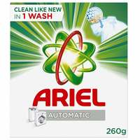 Ariel Automatic Laundry Powder Detergent Original Scent 260g