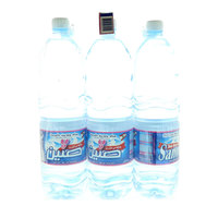 Sannine Natural Mineral Water 1.5L x Pack of 6