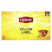 Lipton Yellow Label Black Tea 2g x Pack of 150