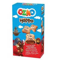 Ozmo Hoppo Biscuit with Chocolate 50g