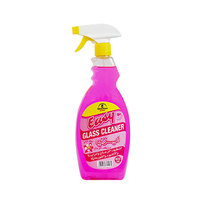 Easy Glass Cleaner Trigger Pink 825ML
