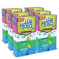 Hala Facial Tissue 150 Sheets 2PLY 30 Pieces