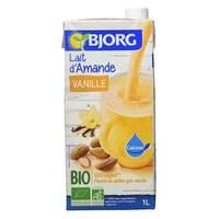 Bjorg Organic Vanilla Almond milk 1L