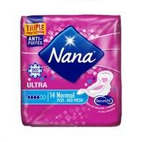 Nana Ladies Pads Ultra Normal Deo Fresh 14 Pads