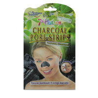 Montagne Jeunesse Charcoal Nose Strips Pack of 3