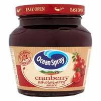 Ocean Spray Organic Cranberry 250g