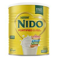Nestle Nido Fortified Full Cream Milk Powder In Tin 1800g