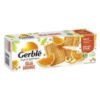 Gerble Orange Soya Biscuits 280g