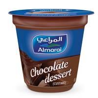 Almarai Custard Chocolate 85g