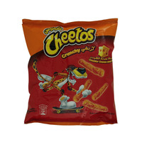 Cheetos Crunchy Cheddar Cheese Flavoured Snacks 24g