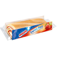 Americana large Strawberry Flavored Swiss Roll 110g