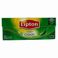 Lipton Classic Green Tea 1.5g x Pack of 25