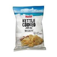 Master Kettle Cooked Sea Salt 144GR