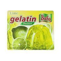 Safa Lemon Jelly Gelatin 75g