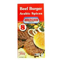 Americana Beef Burger Arabic Spices 448g