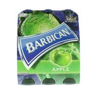 Barbican Malt Beverage Apple Flavor 330ml x Pack of 6
