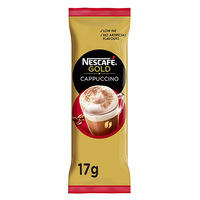 Nescafe Gold Cappuccino Instant Coffee 17g