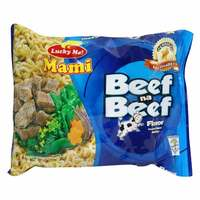 Lucky Me Beef Noodles 55gx6