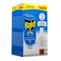 Raid liquid mosquito killer 60 nights