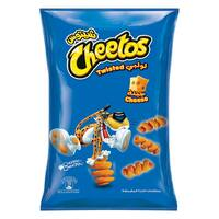 Cheetos Cheese Flavor Twisted Snacks 160g
