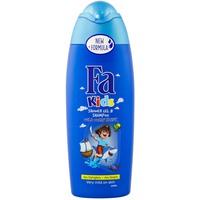 Fa Kids Shower Gel and Shampoo Wild Ocean Scent 250ml