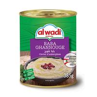 Al Wadi Al Akhdar Eggplant Dip 365GR