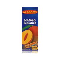 Maccaw Juice Mango Sensation Slim 200ML