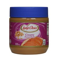 Lady's Choice Creamy Peanut Butter 340g