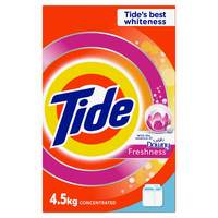 Tide Laundry Detergent Powder Top Load with the Essence of Freshness Downy 4.5kg