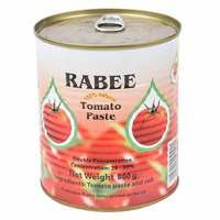 Rabee Tomato Paste Easy Open 850g