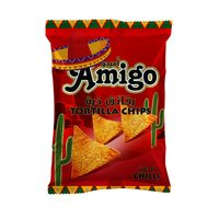 Amigo Tortilla Chips Chilli Flavour 100g