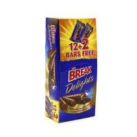Tiffany break delights 25 g × 12