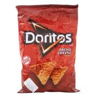 Doritos Nacho Cheese Tortilla Chips 60.2g