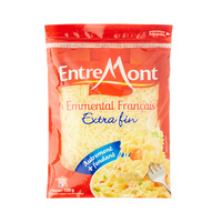 Entremont L'emmental Francais Extra Fin Grated Cheese 150g
