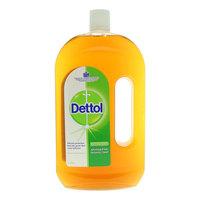 Dettol Anti-Bacterial Disinfectant Liquid 1L