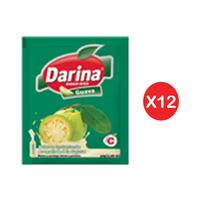 Darina Instant Powder Drink Guava 30GR X12
