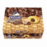Buy Deemah Cupcake Strawberry 27 G X16 Online Shop Food Cupboard On Carrefour Saudi Arabia